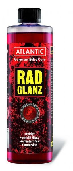 19209 Radglanz, 500-ML Nachfüllflasche, schützt - reinigt und konserviert