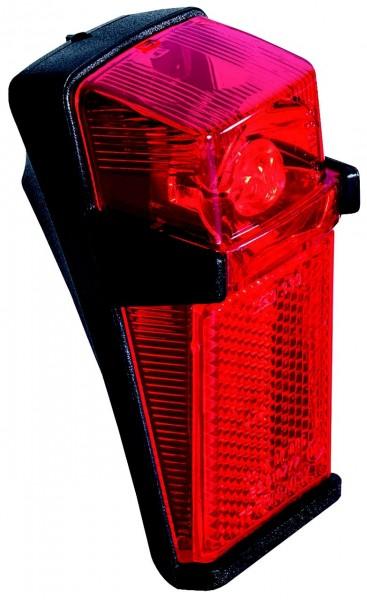01300 Rücklicht zur Schutzblechmontage, 6V - 0,6 W, Spiegeloptik