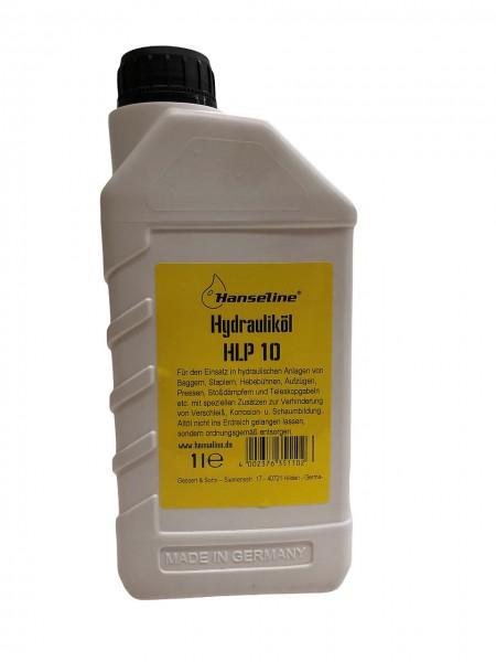 19286 Bremsflüssigkeit, Hydraulik-Öl HLP 10, 1 Liter Flasche, Mineralölbasis, Magura etc