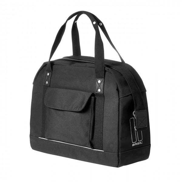 13430 Einzeltasche Business Bag Portland, 19 Liter, Trage/ Schulter-Gurt, schwarz