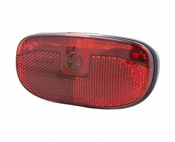 51450 LED-Rücklicht Duxo XB, 50/ 80 mm, incl. Batterien, WVP 5er VE