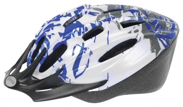 33876 Fahrradhelm, L = 58-61 cm, Erwachsenen, Blue Sports,