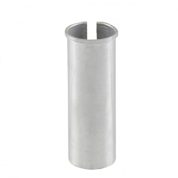 24850 Reduzierhülse Ø 27.2 mm auf 30.9 mm, Länge 80 mm, Aluminium, silber