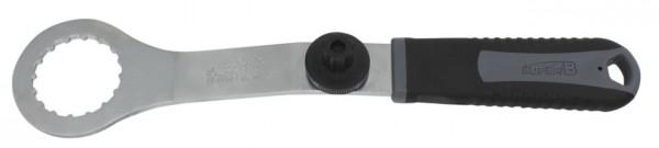 32221 Innenlagerschlüssel zum (De-) Montieren von Hollowtech II, Truvativ, FSA etc, 320 mm, TB-BB10