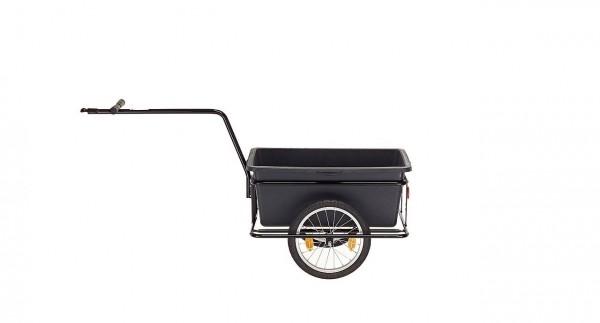 """500101 Fahrrad-Anhänger Big Boy, 16"""", Max. 100 KG, 90 Liter Volumen, Roland"""