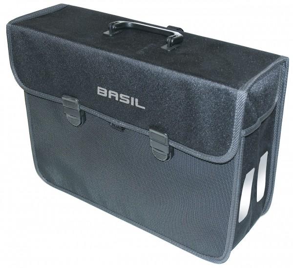 13220 HR Einzelpacktasche Malaga XL, wasserabweisend, 17 Liter, schwarz