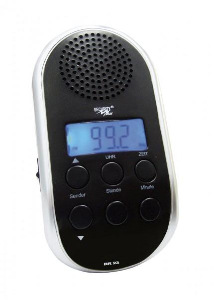 29230 UKW-Radio mit Led-Lampe, integr. Antenne, leistungsstarker Tuner, Sendersuchlauf, Uhr, etc.