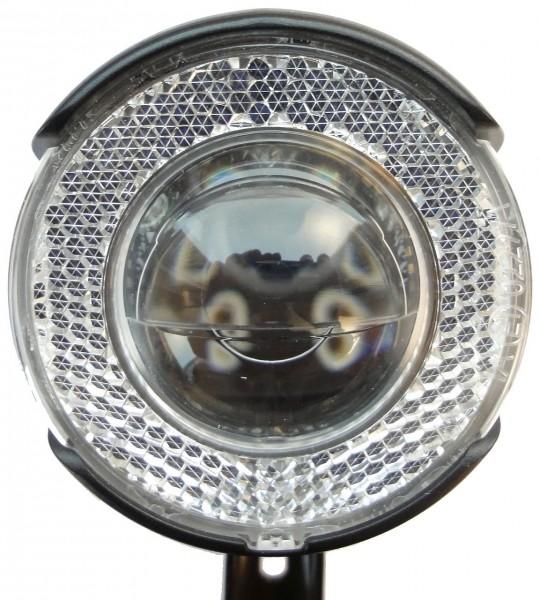 01293 LED Scheinwerfer Lyt BN 15 Lux, BASIC, Schalter für Nady, MV, Lumotec