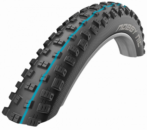 11100897 Nobby Nic MTB-Reifen, Schwalbe, Performance, HS463, 57-584 (27.5x2.25), E25, schwarz