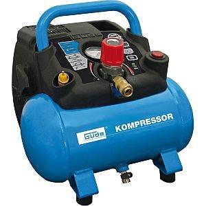 50089 Kompressor Airpower, GÜDE, 190/08/6, 230 V, 1.1 kw, 145 L/min, 6 Liter, Ölfrei, max 8 bar