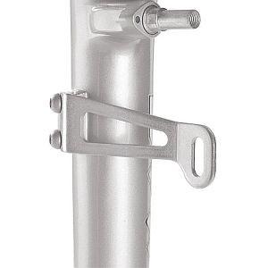 4901000 Dynamohalter, Humpert, passend für Federgabeln/ Gabeln, zum anschrauben, Ausführung LINKS