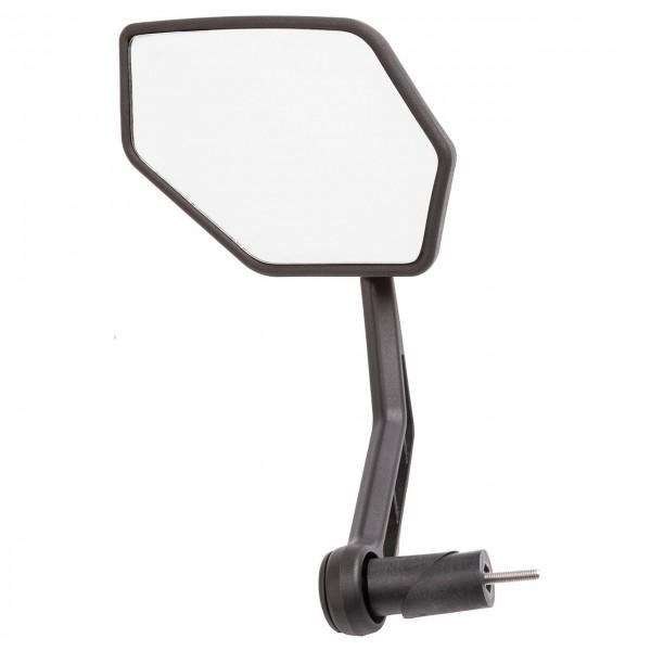 16677 Fahrradspiegel, Spy Space, geeignet für E-Bikes, S-Pedelecs (bis 45 km/h), Innenklemmung, blen