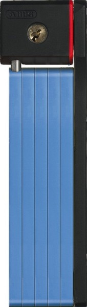 25177 uGrip Bordo 5700 Falt-Schloss, 80 cm, inkl. Halter, blau