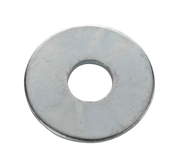 26133 Unterleg-Scheibe, Fix Nippel, verzinkt, 30.0 x 5.3 x 1.0 mm