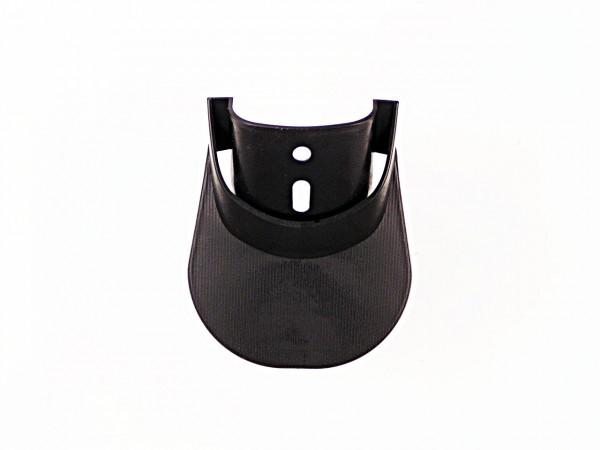 27413 Spoiler/ Schmutzfänger für Schutzblech 55 mm, schwarz