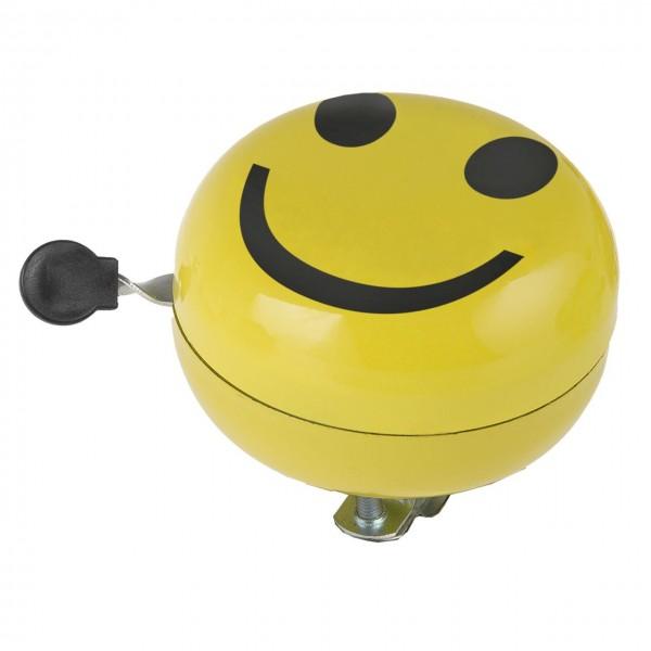 07440 Zweiklang Ding-Dong Glocke, Ø 80 mm, Motiv SMILEY