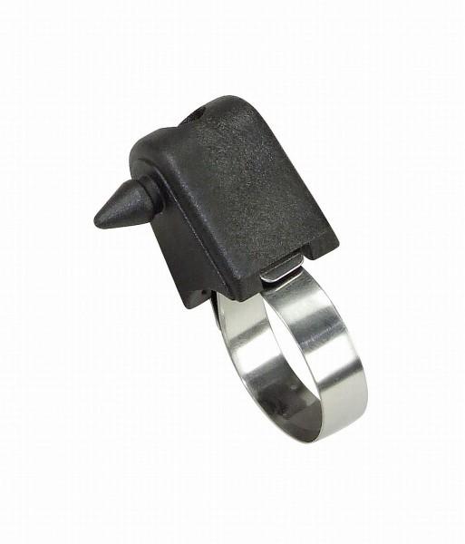 14255 Pumpenhalterspitze, Pumpfix, Klick Fix 1849, für beliebige Pumpenlängen