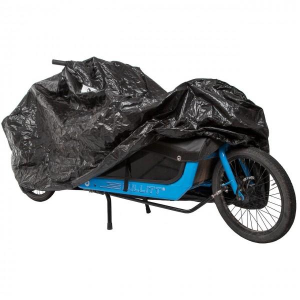 19511 Fahrradgarage Cargo Belum, extra groß, für Lastenräder, Transporträder, Tarpaulin