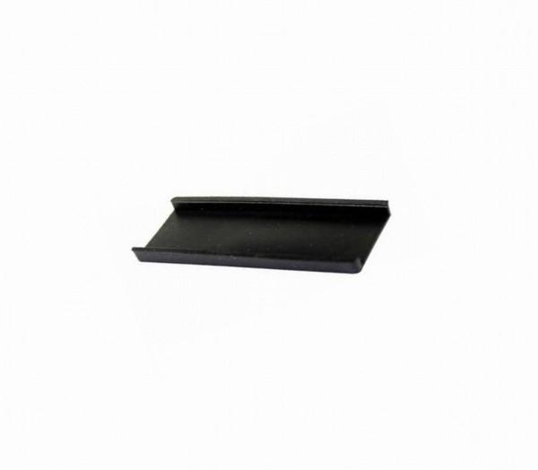Schelleneinlage für Bandagen, LD-PE, 20x45 mm, schwarz
