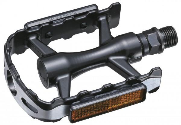 20223 MTB-/ Trekking-Pedal, Marwi SP 2600, Aluminium, CrMo-Achse, Rillenkugellager, schwarz