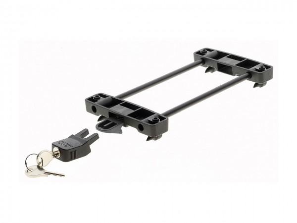 06376 Secure-it, Schloss für Snap-it-Adapter, schwarz