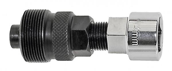 32225 Kurbelabzieher, für Vierkant-Achsen, Stahl