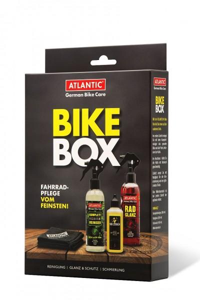 """19180 Fahrrad-Pflege-Set, Bike Box, Top """"Giveaway"""" für Ihre Kunden z.B. beim Neukauf eines E-Bike"""