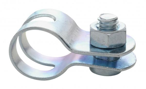 17232 Sportbandage Ø 15 mm, rund, NIROSTA, Fix Nippel