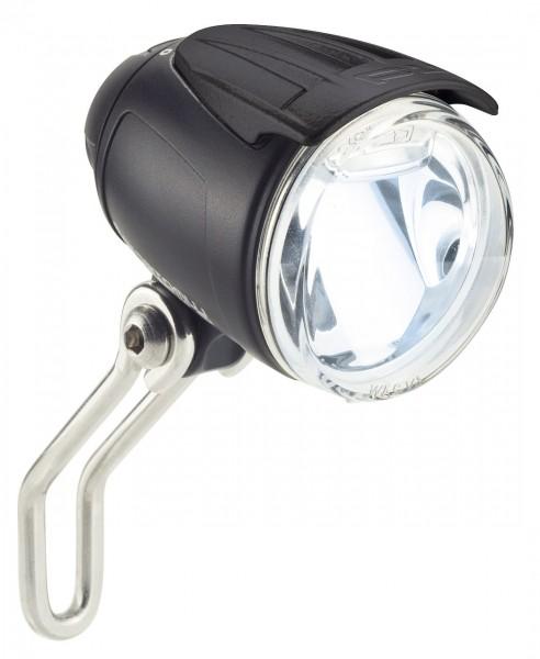 01264 LED Scheinwerfer Cyo Plus, 40 Lux, Standlicht, Nahfeld, Rückstrahler, schwarz