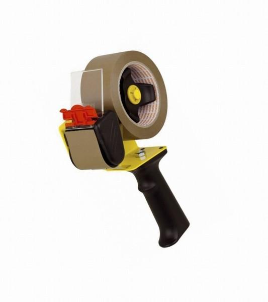 NOPI Packbandabroller, Handabroller, für Rollenlänge bis 66 Meter/ Breite bis 50 mm