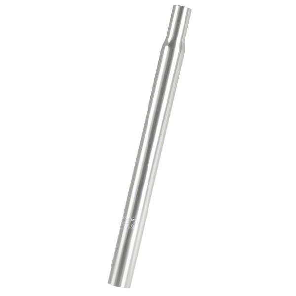 54721 Kerzensattelstütze, 27.2 x 300 mm, Aluminium, silber