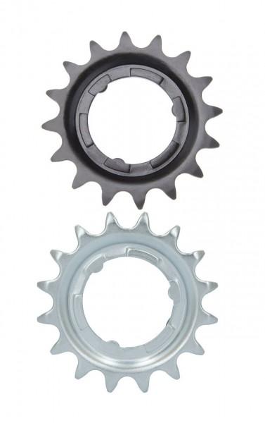 70460 Ritzel Steckzahnkranz 20 Zähne, Einzel-VP, 2.3 mm, Silber, Shimano