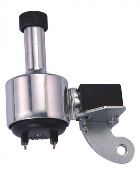 01133 Union Dynamo, 6 V - 3 W, RECHTS, Aluminium, silber, Marwi