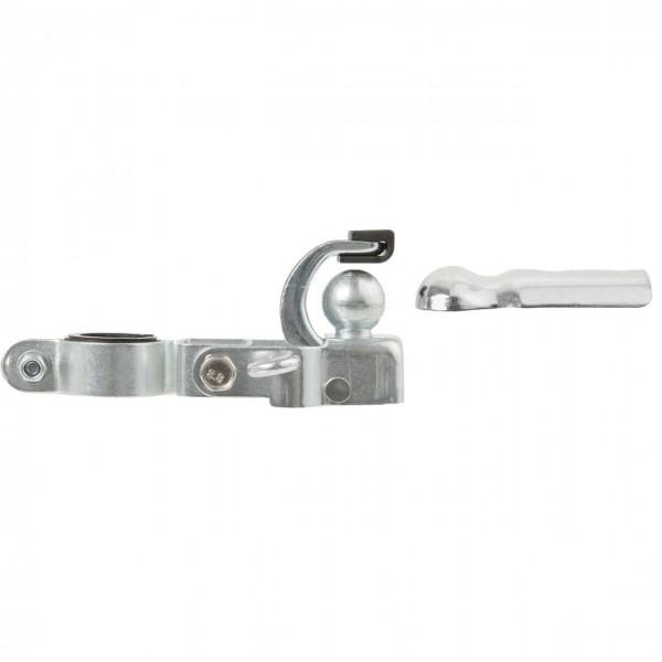 00113 Anhängerkupplung Universal, an Sattelstütze (25.4 bis 31.8 mm), oder Sattelklemmbolzen