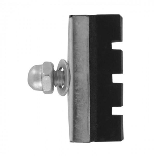03540 Bremsschuhe, 35 mm, mit Hutmuttern, für Stahl/ Alu-Felgen
