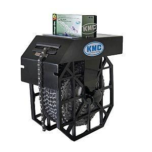 Kettenrollenhalter, KMC, Aufnahme für 1 x 50iger Kettenrolle, Wandmontage