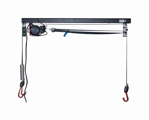 Decken - Fahrradlift, Tip Top, Tragkraft 50 kg, E-BIKE, bis Deckenhöhe 4 m, 230 Volt, Handtaster