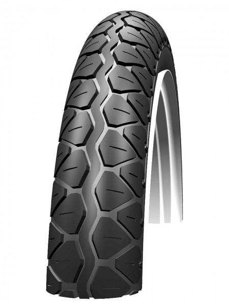 02400 Moped-Decke, 2.1/4-16 (20x2.25), HS 241, schwarz, Schwalbe