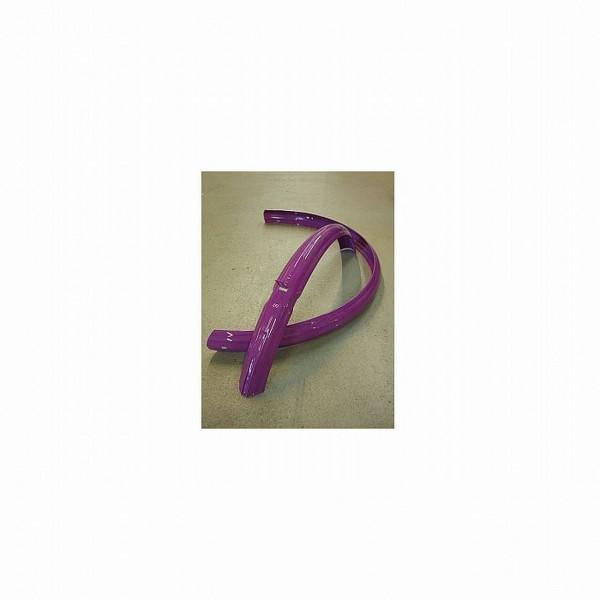 """Holland-Schutzblechgarnitur violett/ lila, passend für 28"""" und 28x1.1/2"""", violett/ lila"""