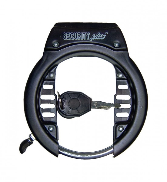 25400 Rahmenschloss XXL, Rahmen-/Topbefestigung, LED-Schlüssel, abziehbarer Schlüssel