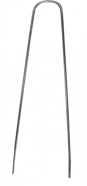 """26200 Alu-Überlaufstrebe, 28"""", rund Ø 5 mm, 390 mm"""