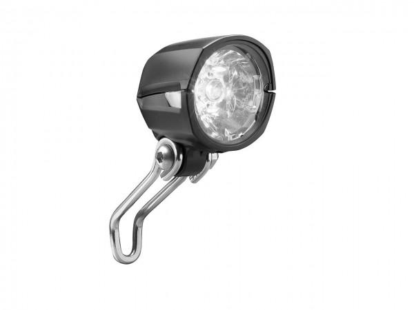 01298 Led Scheinwerfer Dopp N Plus, Lumotec, 460 D, 35 Lux, mit Schalter und Standlichtfunktion