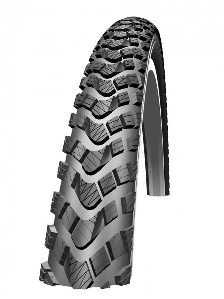 02353 Fahrraddecke 28x1.40, Schwalbe Marathon Dureme, Reflex, 37-622