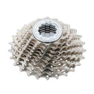 60999 Kassetten-Zahnkranz, SHIMANO, CS-5600, HG, 10-fach, 11 - 25 Zähne, silber