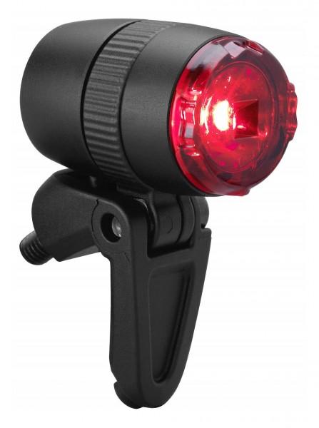 01331 LED-Rücklicht µ ( my ) Standlichtfunktion, Universal-Befestigung, Alu