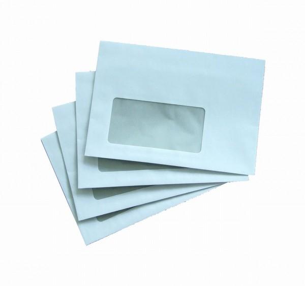32714 Briefumschlag DIN C6 (114 x 162 mm) selbstklebend mit Fenster