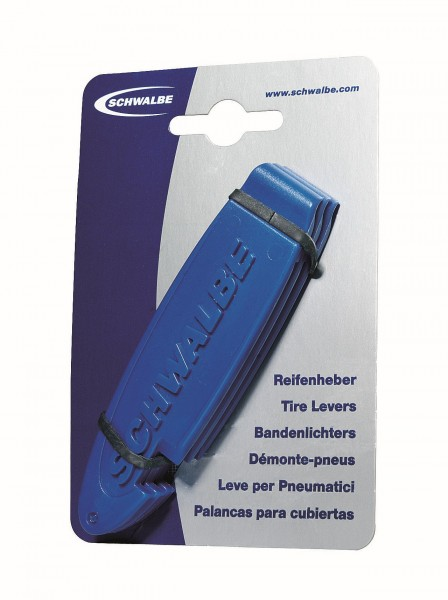32262 Reifenheber, Schwalbe, 3er-Set, blau