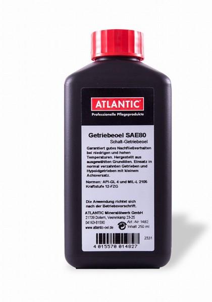 19220 Hochdruck-Schalt-Getriebeöl SAE 80, 250 ml, Schmiersicherheit