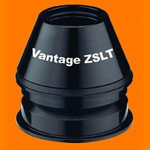"22324 Steuersatz semi-Integrated, 1.1/8"", TANGE-Seiki, ALU, 28.6-44.0-30.0, silber"