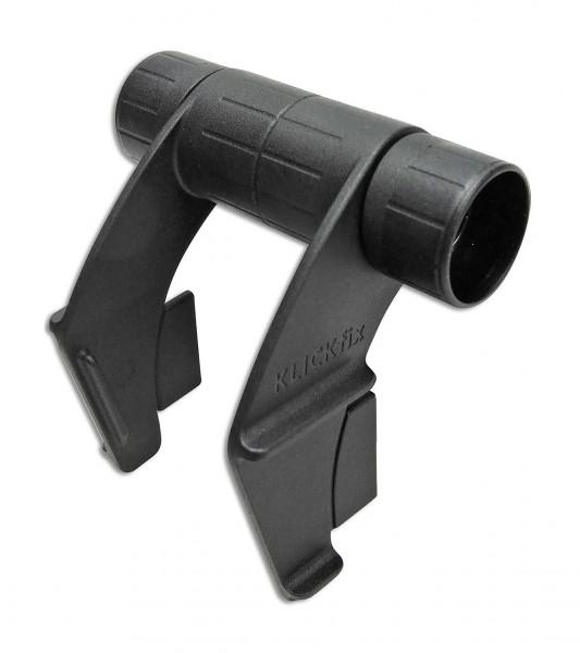 14288 Multi Clip E-Bike, speziell für E-Bike Displays, KLICKfix 0211ME, schwarz